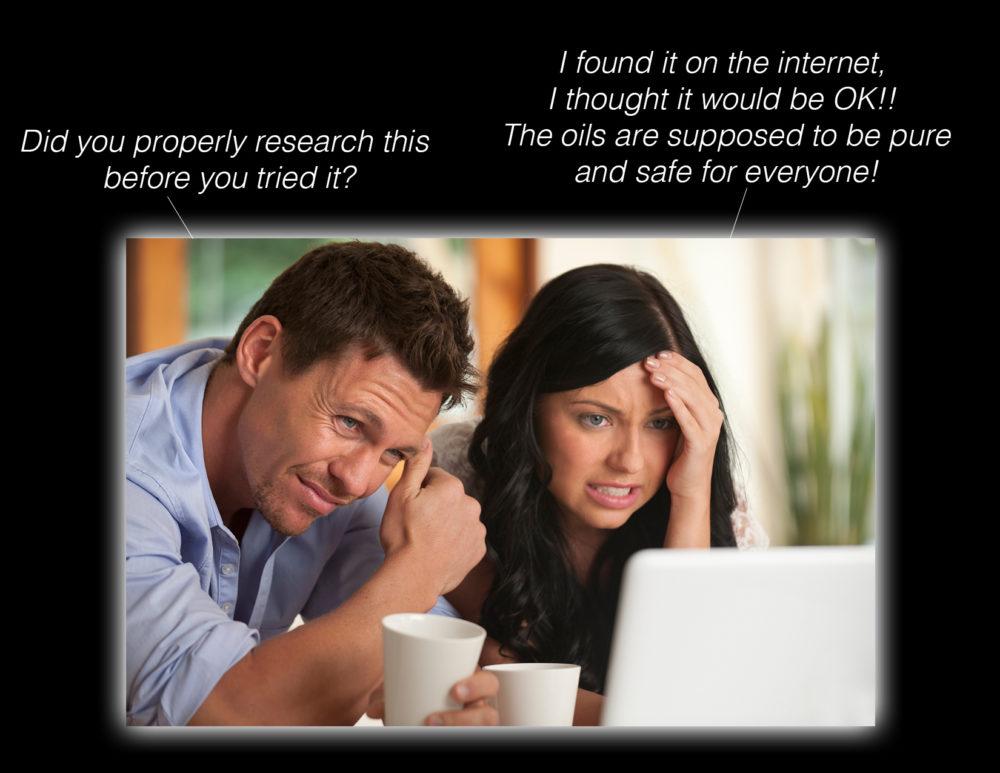 Dr. Google Aromatherapy