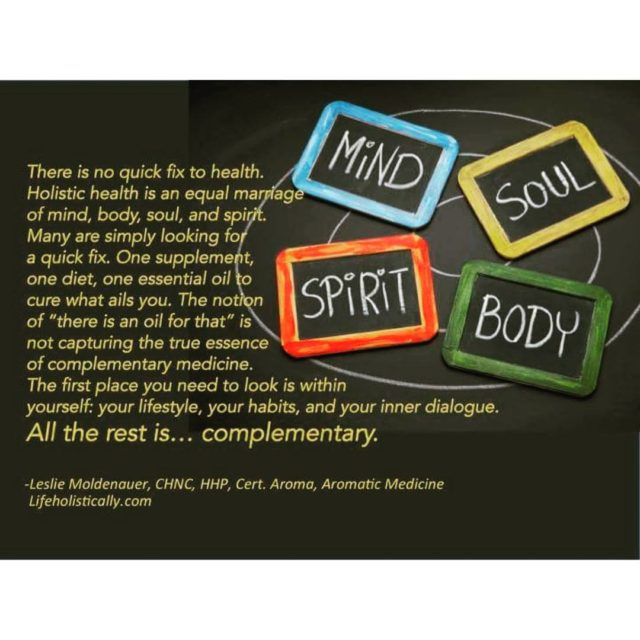 What does your Wellness Plan consist of? WHOLEistic health ishellip