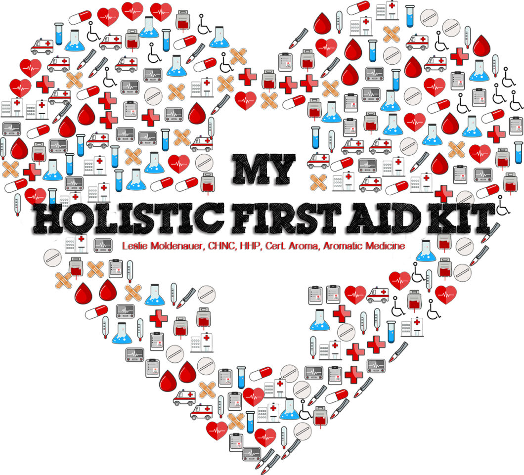 My Holistic First Aid Kit