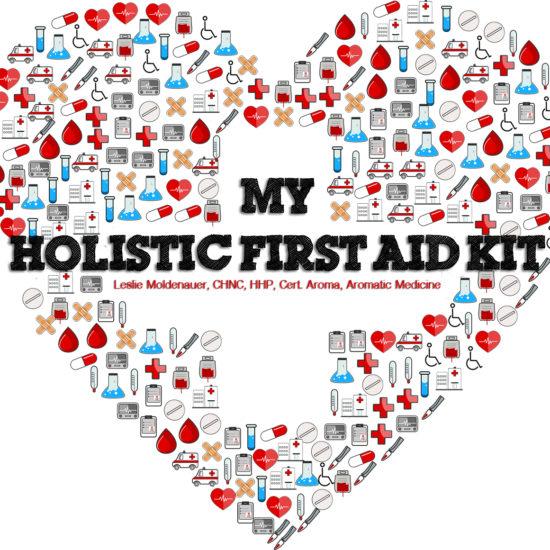 My Holistic First Aid Kit